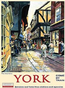 York small metal sign   (og 2015)